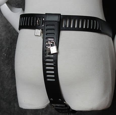 Female-Leather-pantie-Chastity-belt-device-body-restraint-harness-bondage-lock-panty-adult-fetish-SM-sex.jpg