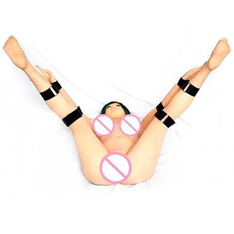 Nylon-hand-cuffs-arm-wrist-restraint-leg-lift-open-handcuff-body-bondage-harness-Adult-Game-SM-2.jpg